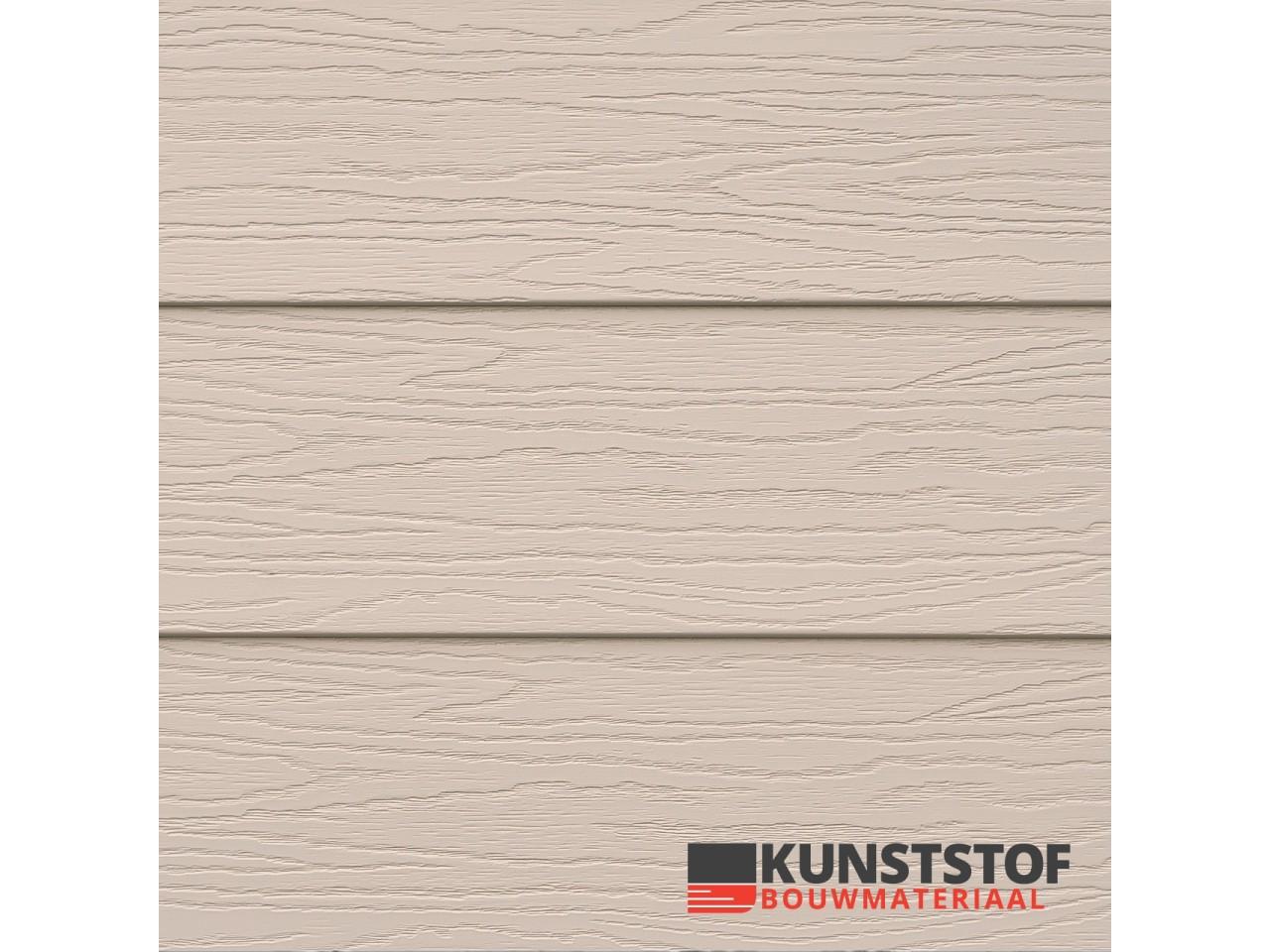 Eurotexx Potdeksel klei - kleur klei - gevelbekleding- Zweeds rabat