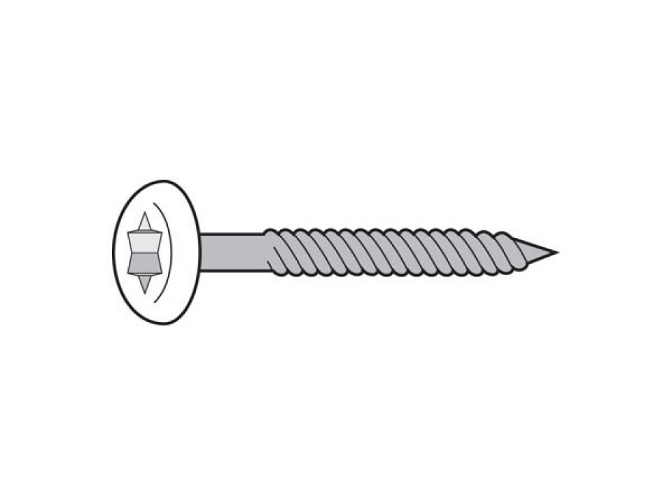 Bevestigingsschroeven rvs 3.5 x 30 mm T15 250 st.