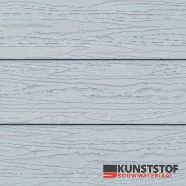 Eurotexx Potdeksel licht blauw - kleur blauw - gevelbekleding- Zweeds rabat