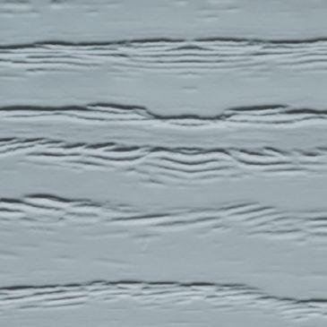 Eurotexx Dubbel rabat grijs (Ral 7001)