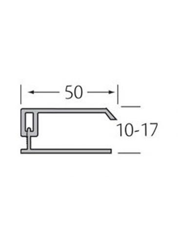 Eindprofiel 2-delig - Kerrafront