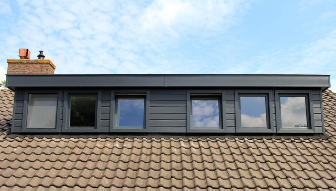 VinyPlus toepassingen zoals dakkapel, topgevel, dakopbouw, rabat, rondkant en opdek